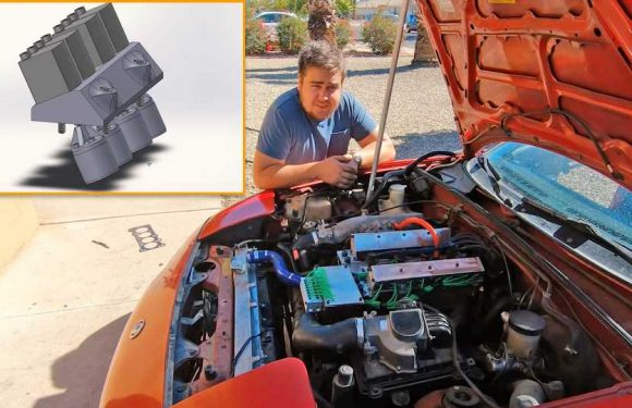 The DIY Hero Who Built a Koenigsegg-Style 'Freevalve' Miata Engine Is Making It Open-Source