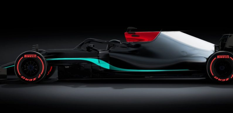 Mercedes share photo of W12 livery | F1 News by PlanetF1