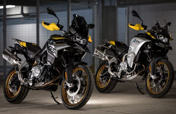"2021 BMW Motorrad F850GS ""40 Years GS Edition"" now in Malaysia – yellow on black graphics, RM85,500 – paultan.org"