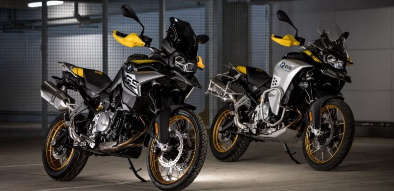 """2021 BMW Motorrad F850GS """"40 Years GS Edition"""" now in Malaysia – yellow on black graphics, RM85,500 – paultan.org"""