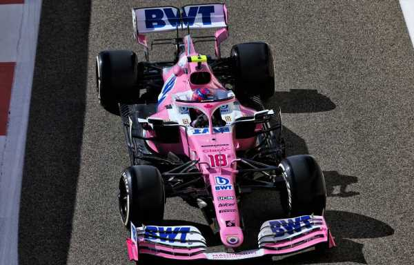 Aston Martin set to display BWT pink branding after all | Planet F1