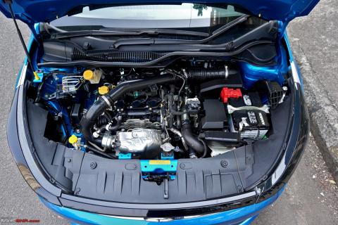 New turbo petrol engines do not rev as high as NA petrols