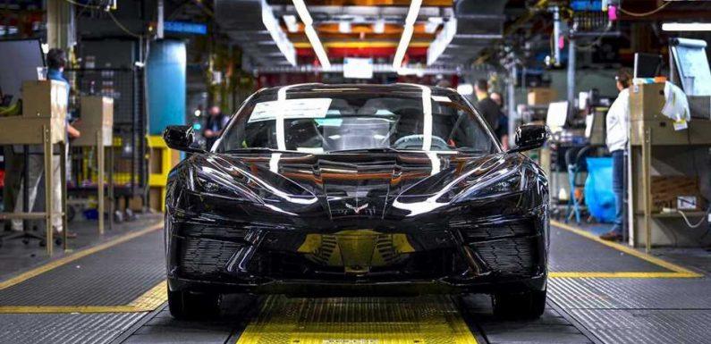 Chevy Corvette Production Halt Extended Until February 16