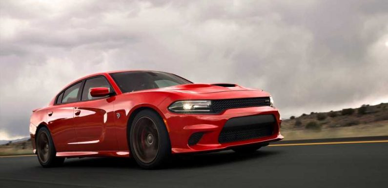 Car Thieves Can't Get Enough of the Dodge Charger, Especially Near Detroit