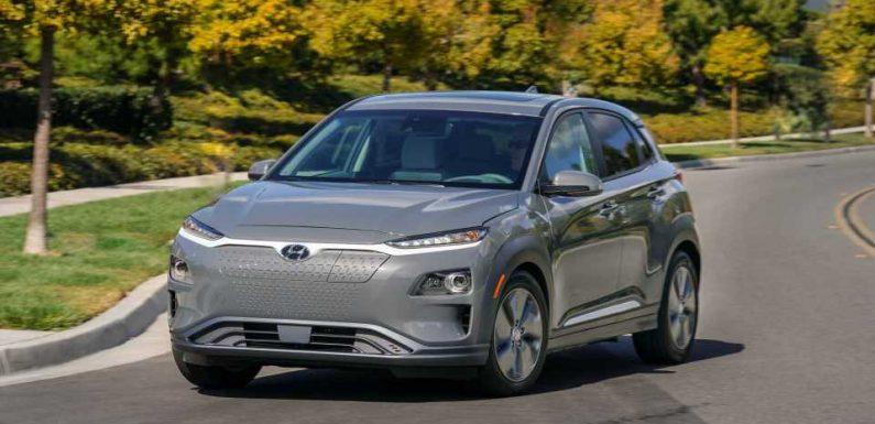 Hyundai Plug-In Electric Car Sales Down In January 2021