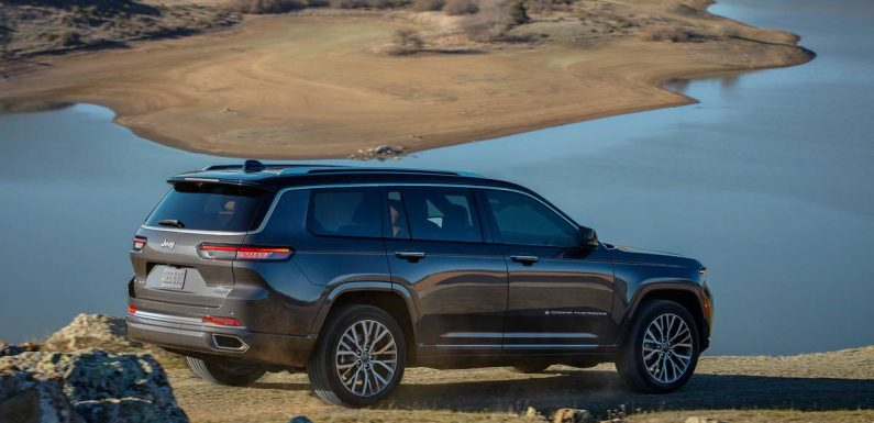 2021 Jeep Grand Cherokee L Will Cost More Than Two-Row Siblings