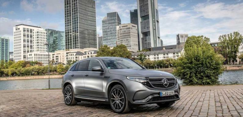 Mercedes-Benz Says No To EQC For The U.S.