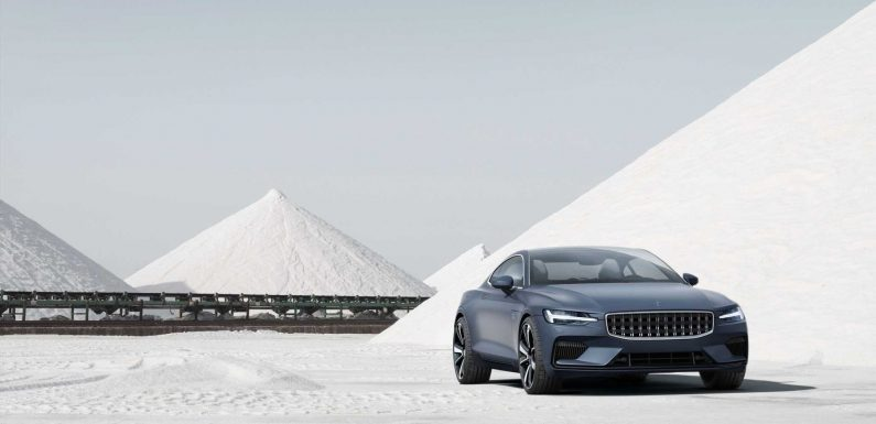 The Gorgeous Polestar 1 Is Going Away at Year\u2019s End