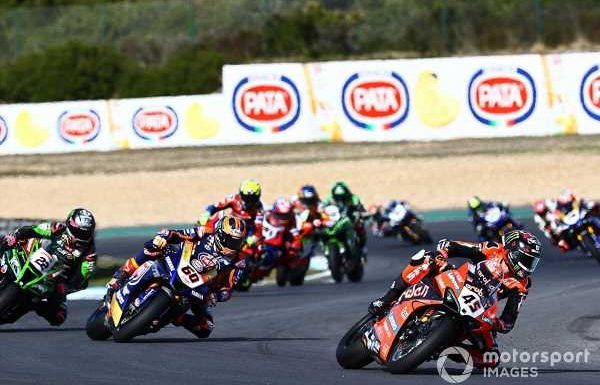World Superbike publishes entry list for 2021 season