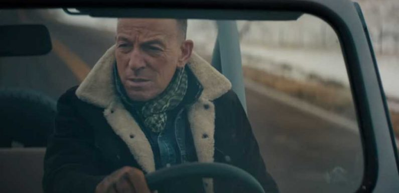 Jeep Re-Uploads Super Bowl Commercial After Bruce Springsteen's DWI Charges Dropped