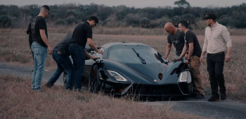 SSC Planning Next Tuatara Top Speed Run, Aiming For 300 MPH In 2.3 Miles