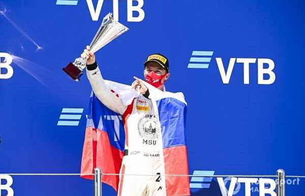 Russian F1 racer Nikita Mazepin to race under neutral flag