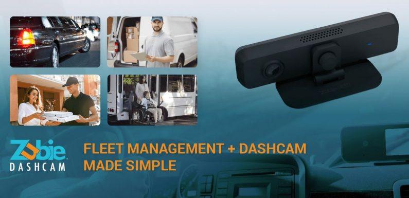 Zubie Launches New Fleet Dashcham Solution