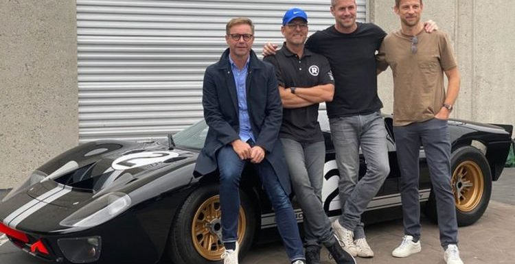 Classic car icons Radford reborn by F1 star Jenson Button and Wheeler Dealers Ant Anstead