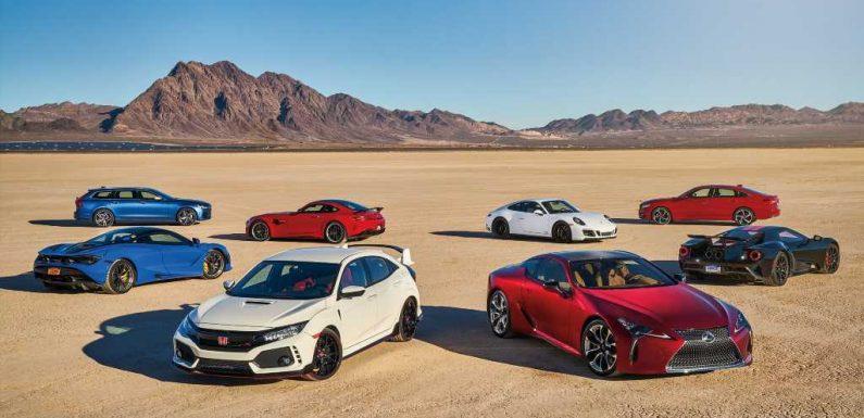 Can Top Gear America Save Rally Racing?