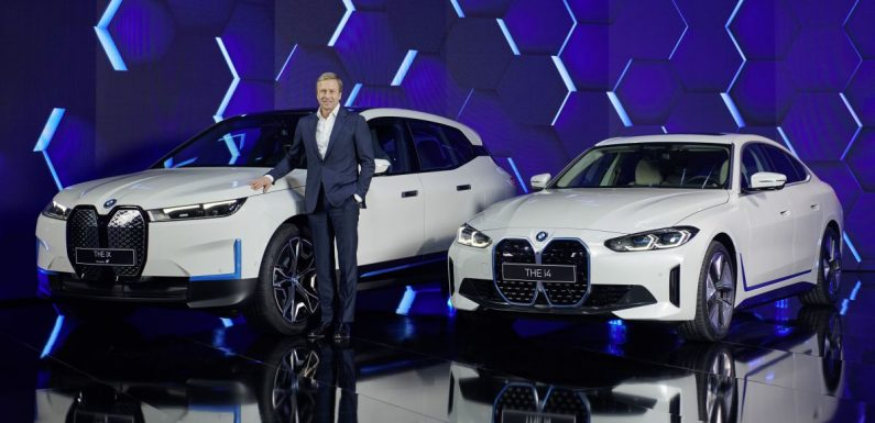 "BMW Group reveals its future roadmap until 2025 and beyond – next-generation ""Neue Klasse"" EVs planned – paultan.org"