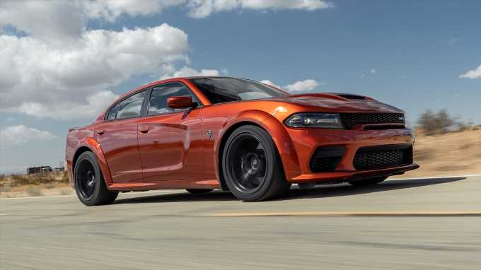 2021 Dodge Charger Hellcat Redeye First Test Review: Seven Deadly Sins