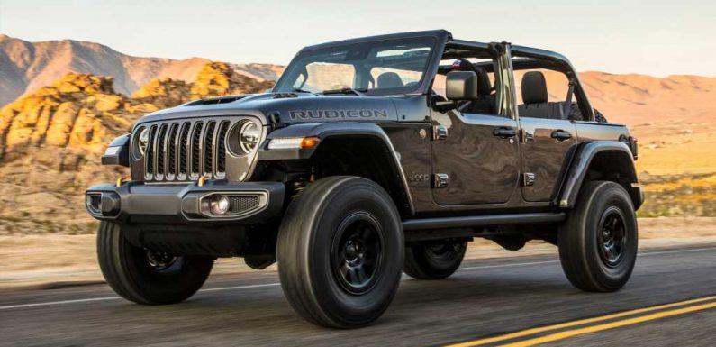 Jeep Wrangler Rubicon 392's Fuel Economy Is Predictably not Good