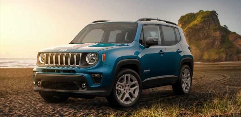 Islander in the Sun: 2021 Jeep Renegade Adds Islander Special Edition Model