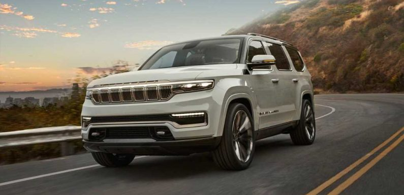 2022 Jeep Wagoneer and Grand Wagoneer First to Get Amazon Fire TV for Auto