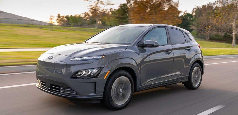 Hyundai Plug-In Car Sales Return To Growth In February 2021