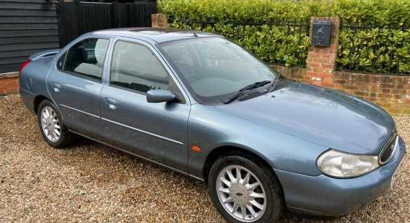 The Ford Mondeo Is About To Die – Let's Commiserate With This Early V6 Example