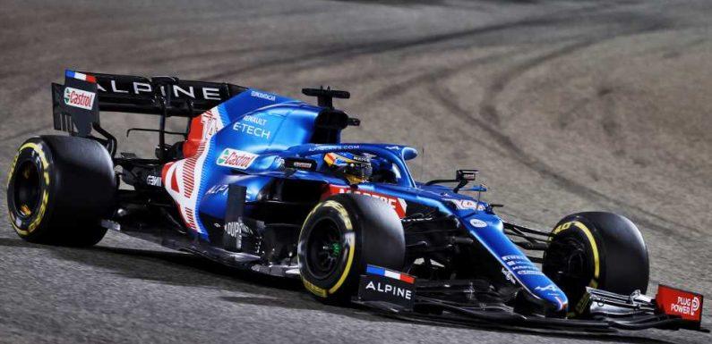 Fernando Alonso's F1 Comeback Race Was Ruined by a Sandwich Baggie
