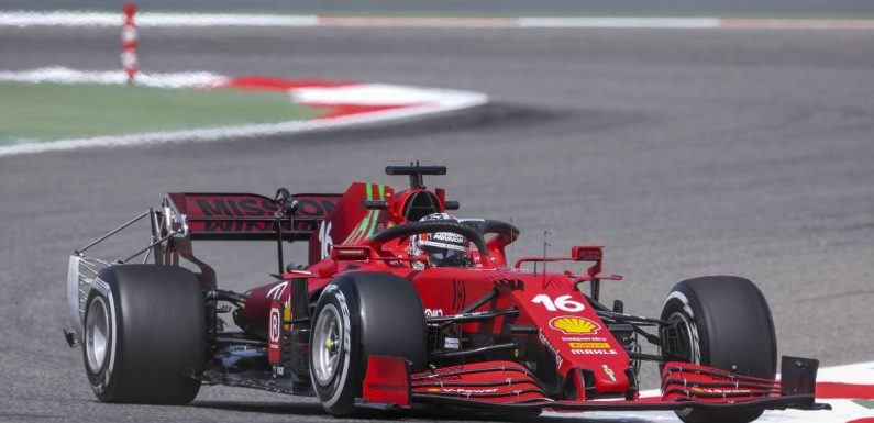 'Whole Ferrari structure had to change under cost cap'