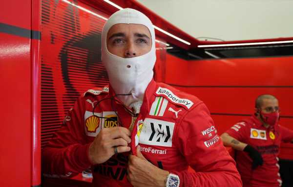 Charles Leclerc: Podium is reachable, but difficult