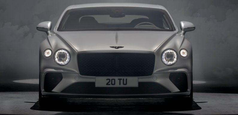 Bentley's Legendary W-12 Engine Isn't Dead … Yet