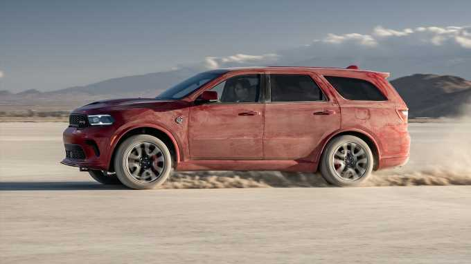 Dodge Durango SRT Hellcat vs 392: Which Should You Buy?
