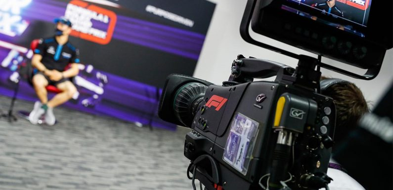 F1 in Amazon talks over future streaming deal