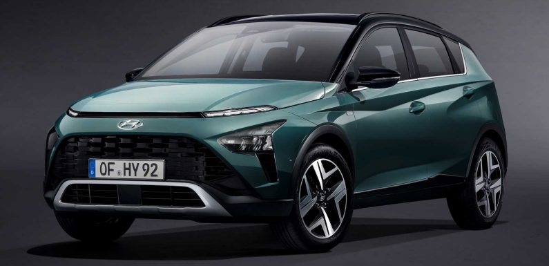 New 2021 Hyundai Bayon arrives to shake-up the compact crossover sector