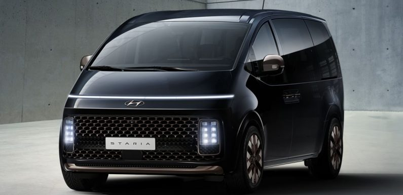 Hyundai Staria MPV – seven-seater Premium variant gets relaxation mode for second-row occupants – paultan.org