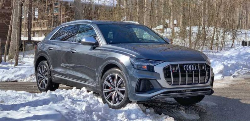 2021 Audi SQ8 Review: A 500-HP Wolf Hiding In Sheep's Clothing