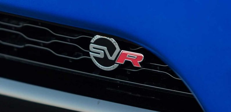 Jaguar Land Rover SVO chief: Electrification no obstacle to JLR personalisation