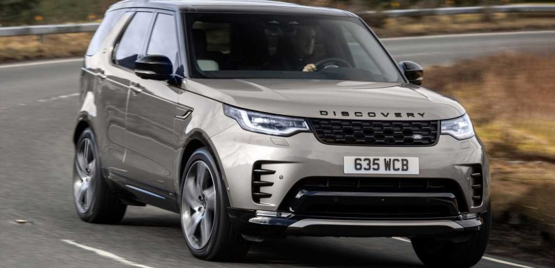 New Land Rover Discovery 2021 review