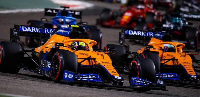 Lando Norris: Daniel Ricciardo battle will 'swing both ways'