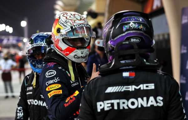 Race: Hamilton does just enough to beat Max