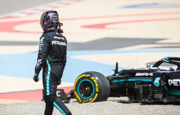 Lewis Hamilton wary of 'different animal' Red Bull