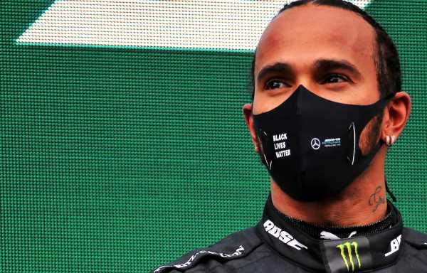 'No Ferrari move for Lewis Hamilton, will finish at Merc'