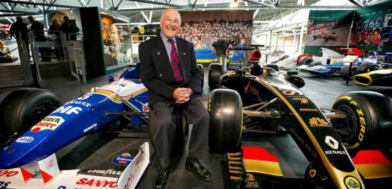 Voice of motorsport, Murray Walker dies age 97