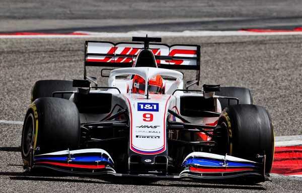 Nikita Mazepin claims he was not pushing in Bahrain