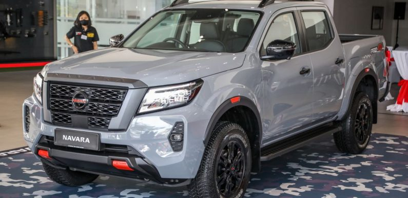 2021 Nissan Navara facelift previewed in Malaysia – new Pro-4X, same 2.5L engine, AEB, launch on April 16 – paultan.org