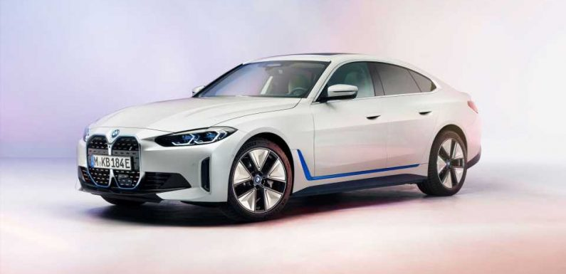 2022 BMW i4: The Electric Revolution Comes To BMW's Sport Sedans