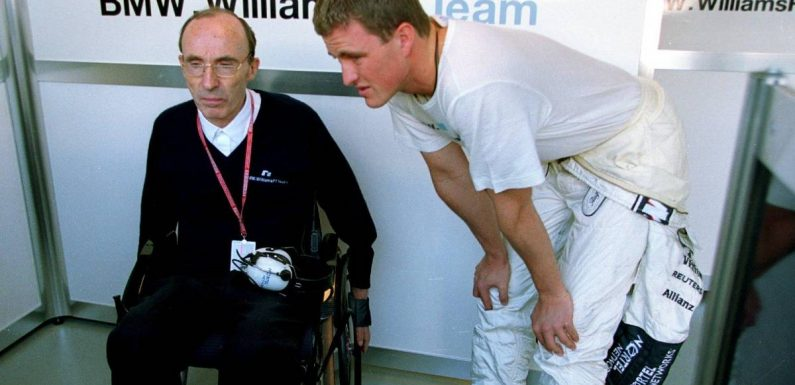 Ralf Schumacher: Williams wanted drivers to hate each other