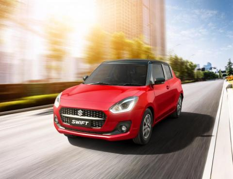 Top 10 best-selling cars in India – February 2021