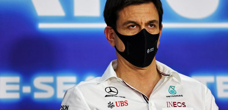 Toto Wolff reveals why he refused Bahrain vaccination | Planet F1