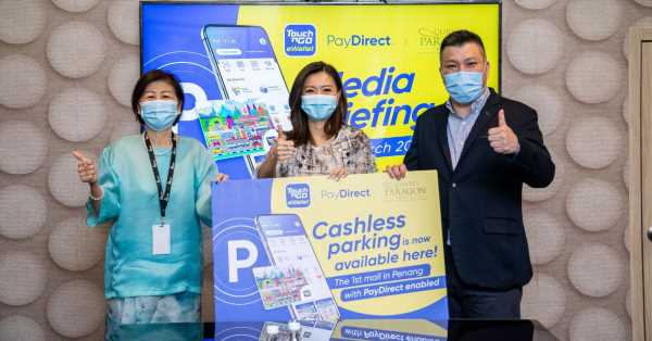 Touch 'n Go PayDirect now in Gurney Paragon Mall Penang; receive up to 20% cashback until April 30 – paultan.org