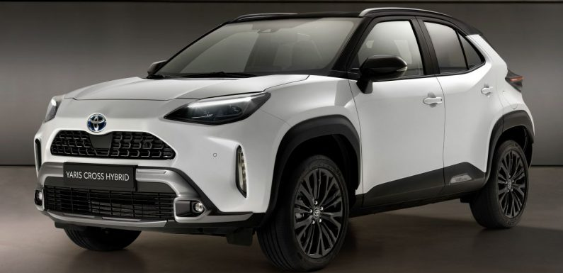 Toyota Yaris Cross Adventure revealed for Europe, UK – paultan.org